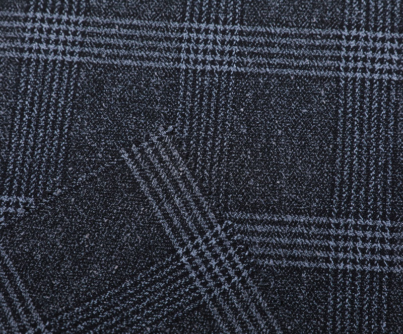 The difference between knitted fabric and woven fabric