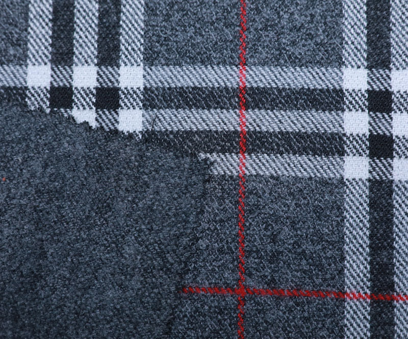 Plaid Cloth 1010(T/R WOVEN FABRIC、OVERCOAT,GRID)