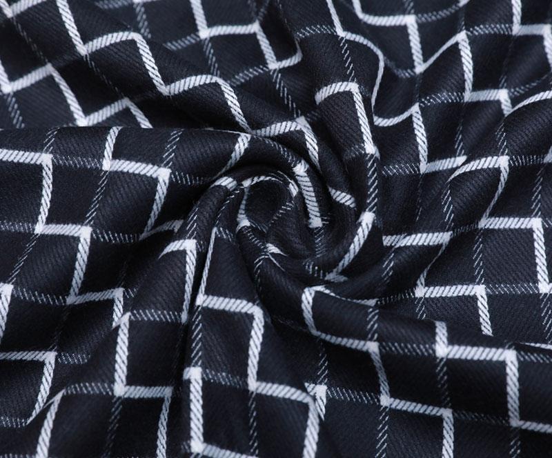 Plaid Cloth 1360(T/R/SP WOVEN FABRIC、SUIT、PANTS)