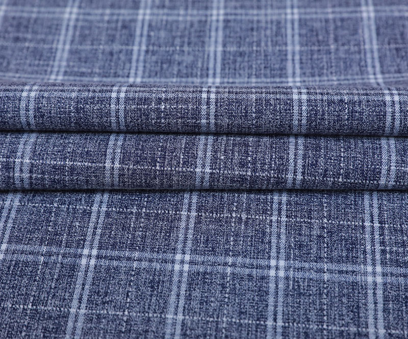 Plaid Cloth 1450-3(T/R/SP WOVEN FABRIC、SHIRT、PANTS)