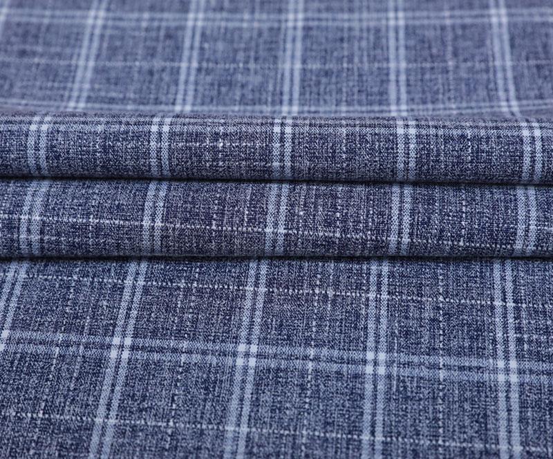 Plaid Cloth 1450-3(T/R/SP WOVEN FABRIC、SHIRT、PANTS)