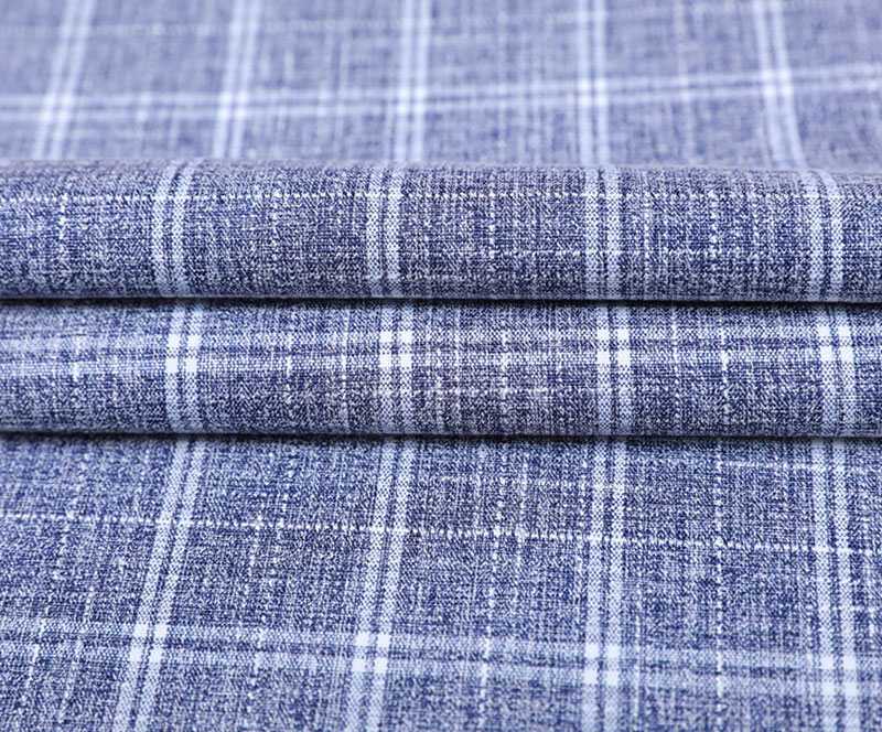 The difference between artificial and purified fiber wool-like fabrics