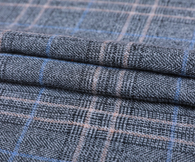 TR Cloth 1836(T/R WOVEN FABRIC、MAN'S SUIT、GRID)