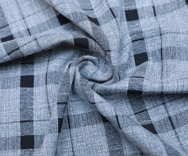 Plaid Cloth 1850-1(T/R/SP WOVEN FABRIC、SHIRT、PANTS)
