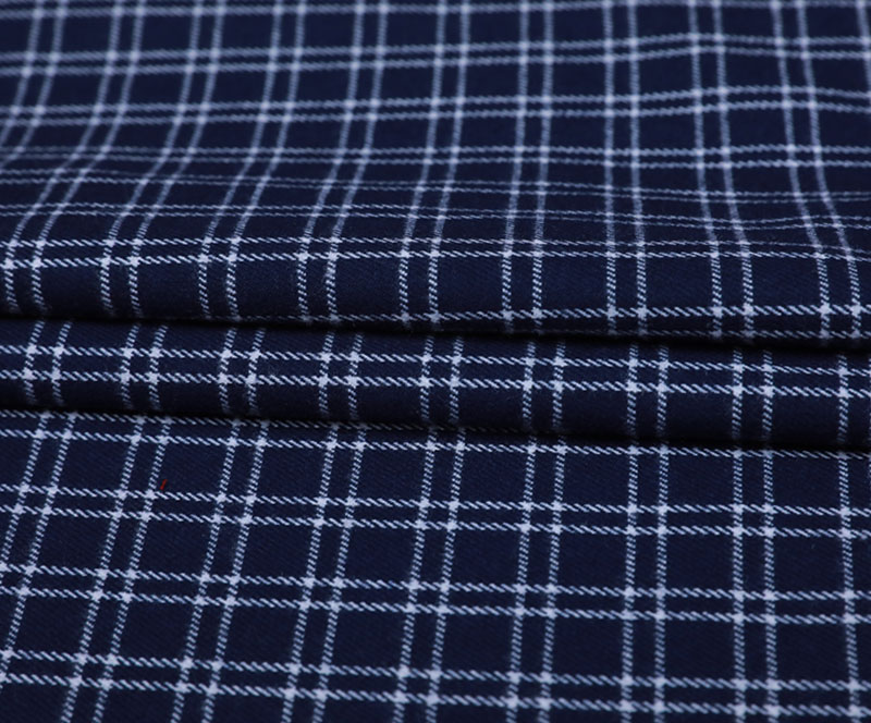 Plaid Cloth 2219(T/R/SP WOVEN FABRIC、SHIRT、PANTS)