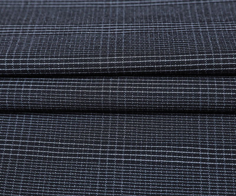Cotton Brocade 3163(R/N/T/SP WOVEN FABRIC、WARP ELASTIC、PANTS、GRID)